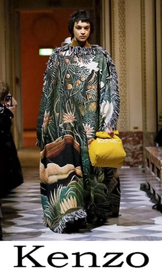 Kenzo Fall Winter 2018 2019 Women's Clothing 2