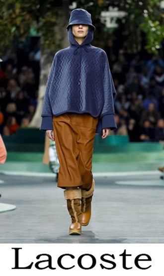 Lacoste Fall Winter 2018 2019 Women's Clothing 2
