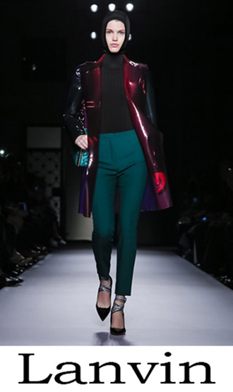 Lanvin Fall Winter 2018 2019 Women's Clothing 1