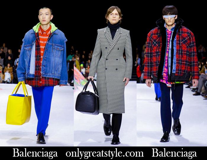 New Arrivals Balenciaga Fall Winter 2018 2019 Men's