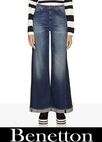 New Arrivals Benetton Denim Women's Clothing 1
