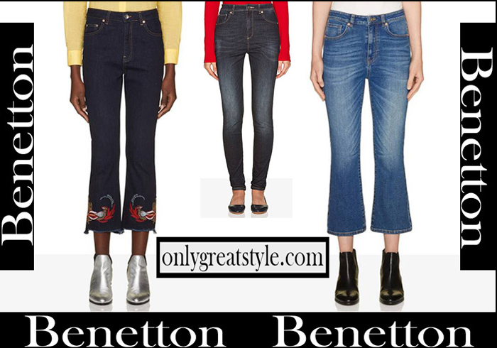 New Arrivals Benetton Fall Winter 2018 2019 Women's