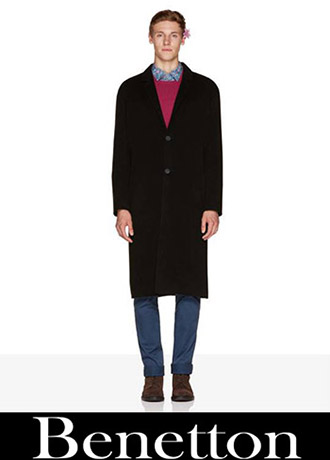 New Arrivals Benetton Outerwear Men's Clothing 2
