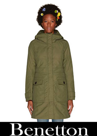 New Arrivals Benetton Outerwear Women's Clothing 3