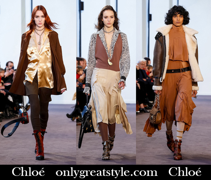 New Arrivals Chloé Fall Winter 2018 2019 Women's