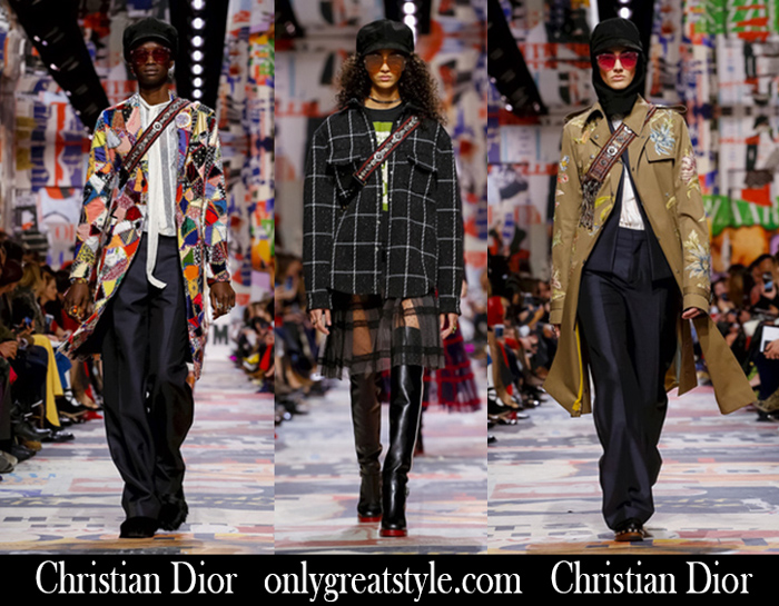New Arrivals Christian Dior Fall Winter 2018 2019 Women's
