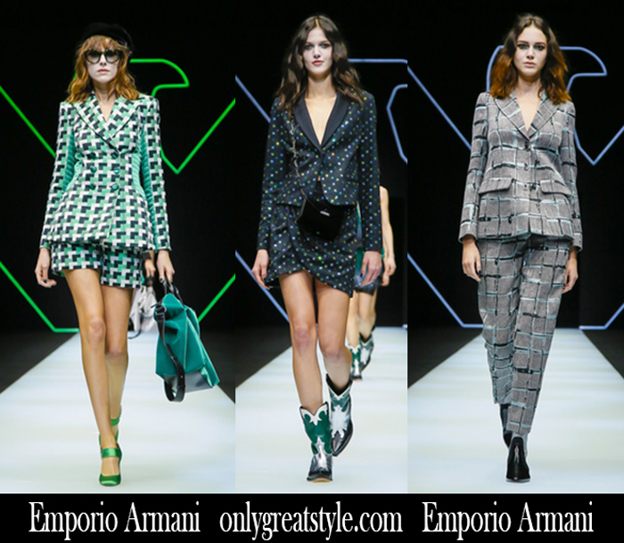 New Arrivals Emporio Armani Fall Winter 2018 2019 Women's