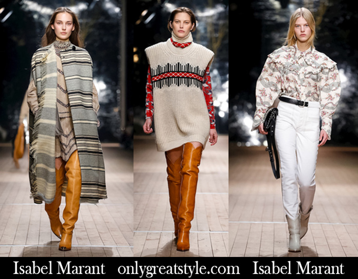 New Arrivals Isabel Marant Fall Winter 2018 2019 Women's
