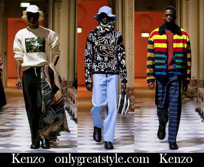c0d91407a New Arrivals Kenzo Fashion 2018 2019 Men's Fall Winter