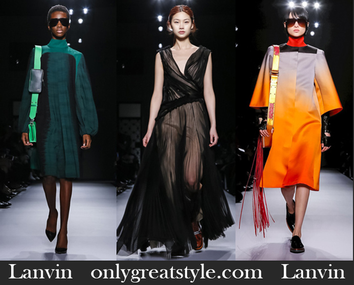 New Arrivals Lanvin Fall Winter 2018 2019 Women's