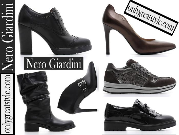 New Arrivals Nero Giardini Fall Winter 2018 2019 Women's