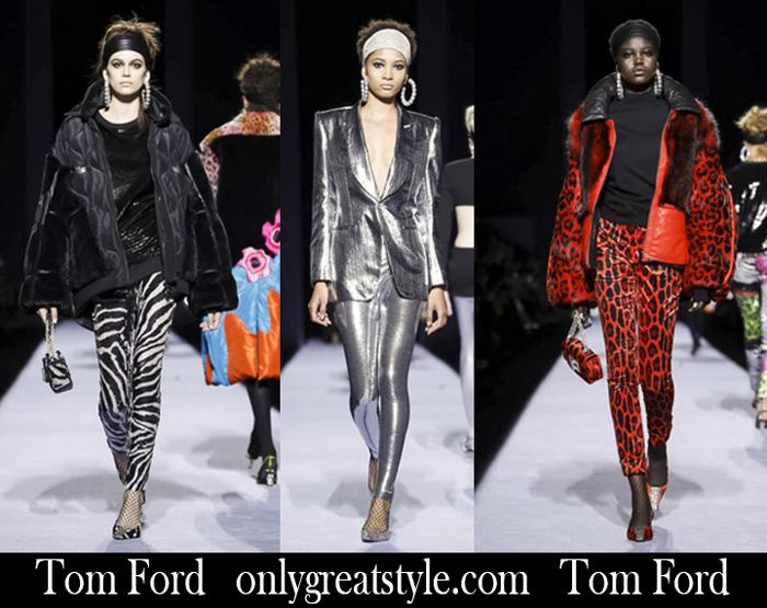 New Arrivals Tom Ford Fall Winter 2018 2019 Women's