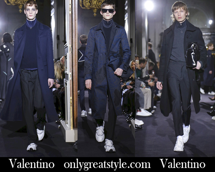 New Arrivals Valentino Fall Winter 2018 2019 Men's