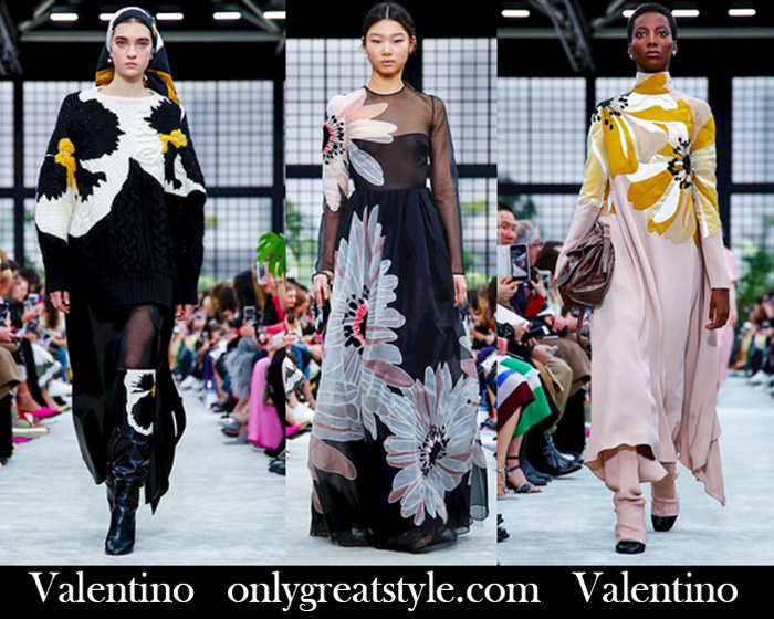New Arrivals Valentino Fall Winter 2018 2019 Women's