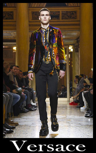 New Arrivals Versace Men's Clothing 1