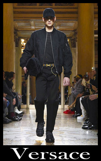 New Arrivals Versace Men's Clothing 3
