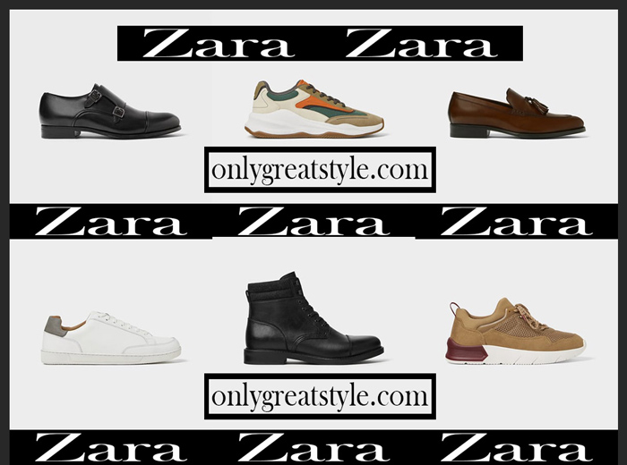 New Arrivals Zara Fall Winter 2018 2019 Men's
