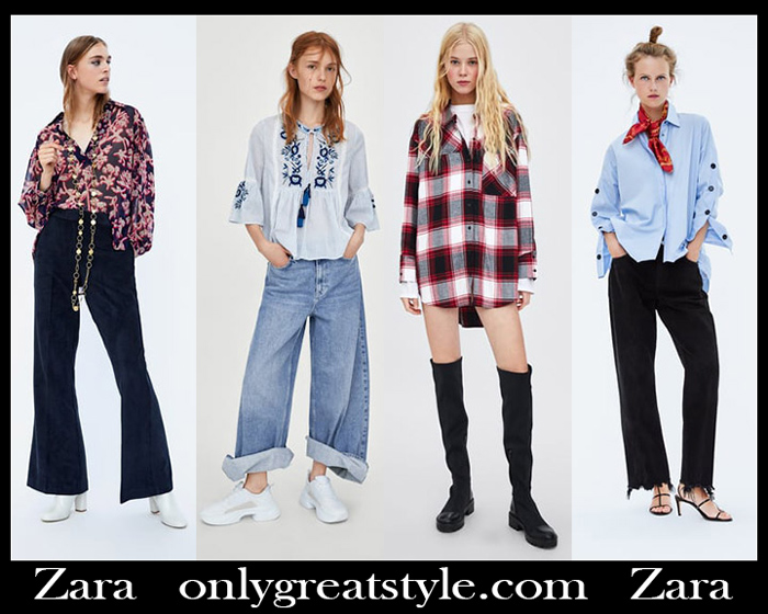 New Arrivals Zara Fall Winter 2018 2019 Women's
