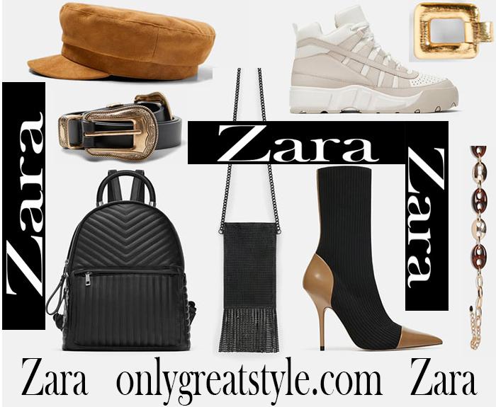 New Arrivals Zara Fall Winter 2018 2019 Women's