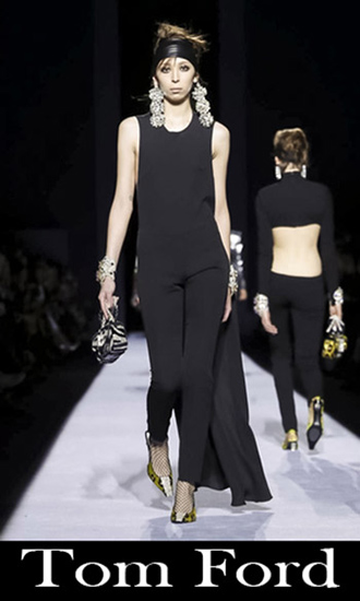 Tom Ford Fall Winter 2018 2019 Women's Clothing 1