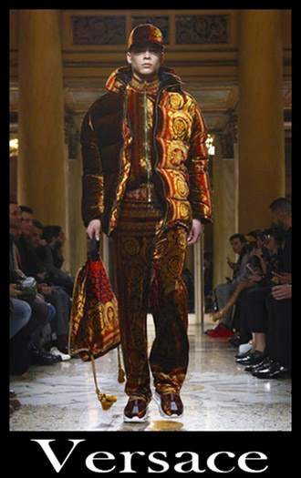 Versace Clothing 2018 2019 Men's 1