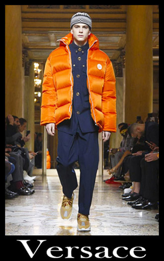 Versace Clothing 2018 2019 Men's 2
