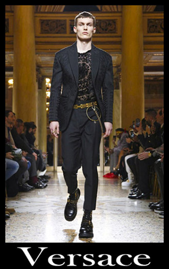 Versace Fall Winter 2018 2019 Men's Clothing 2