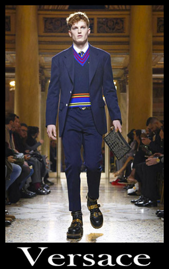 Versace Fall Winter 2018 2019 Men's Clothing 3