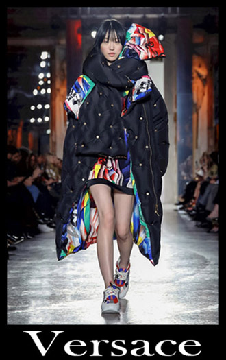 Versace Fall Winter 2018 2019 Women's Clothing 2