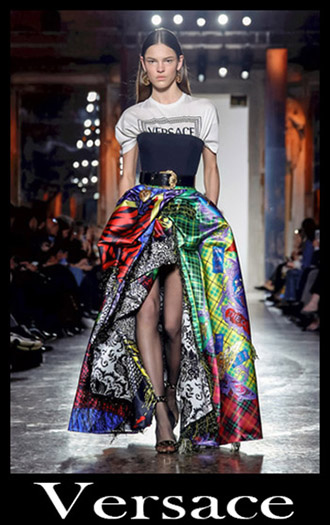 Versace Fashion 2018 2019 Women's 3