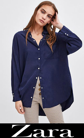 Zara Fall Winter 2018 2019 Women's Shirts 7
