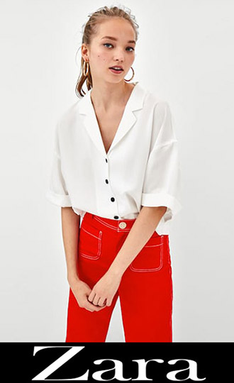 Zara Fall Winter 2018 2019 Women's Shirts 9