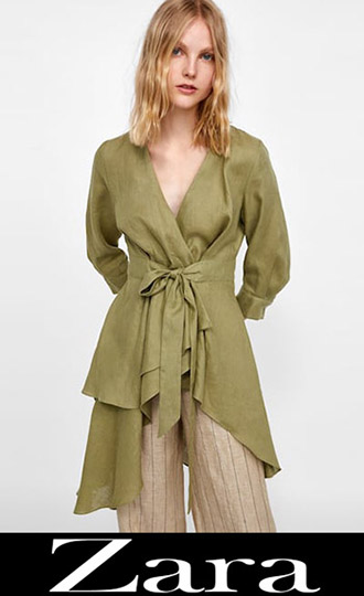 Zara Shirts 2018 2019 Women's Clothing 1