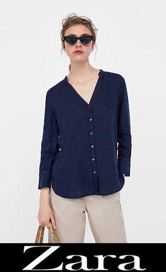 Zara Shirts 2018 2019 Women's Clothing 7
