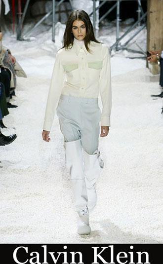 Calvin Klein Fall Winter 2018 2019 Women's 18