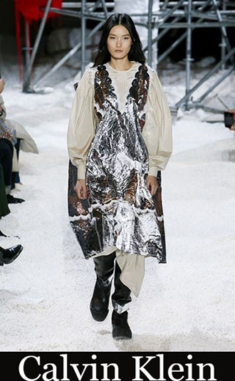 Calvin Klein Fall Winter 2018 2019 Women's 21