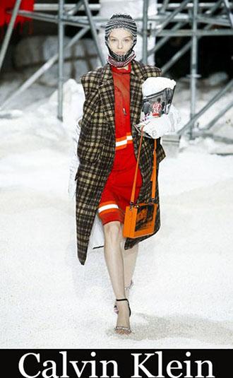 Calvin Klein Fall Winter 2018 2019 Women's 36