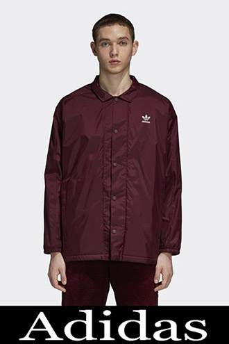 New Arrivals Adidas Jackets 2018 2019 Men's Fall Winter 1