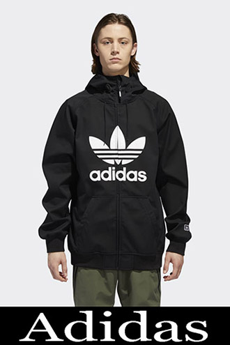 New Arrivals Adidas Jackets 2018 2019 Men's Fall Winter 12
