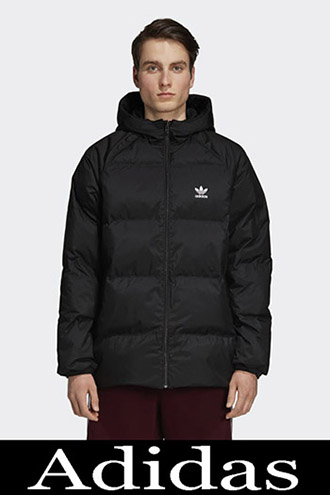 New Arrivals Adidas Jackets 2018 2019 Men's Fall Winter 13