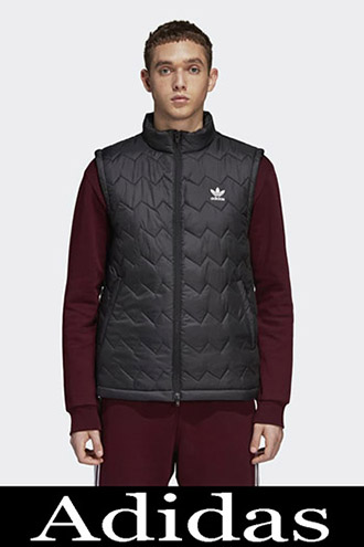 New Arrivals Adidas Jackets 2018 2019 Men's Fall Winter 15