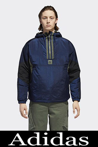 New Arrivals Adidas Jackets 2018 2019 Men's Fall Winter 18