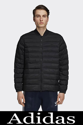 New Arrivals Adidas Jackets 2018 2019 Men's Fall Winter 22
