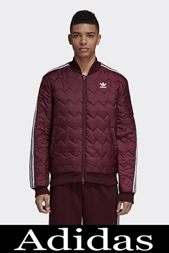 New Arrivals Adidas Jackets 2018 2019 Men's Fall Winter 27