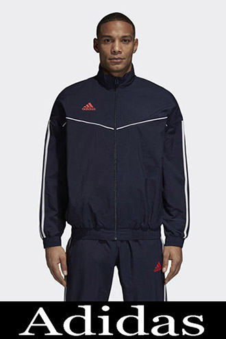 New Arrivals Adidas Jackets 2018 2019 Men's Fall Winter 33