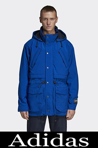 New Arrivals Adidas Jackets 2018 2019 Men's Fall Winter 38