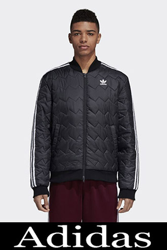 New Arrivals Adidas Jackets 2018 2019 Men's Fall Winter 40