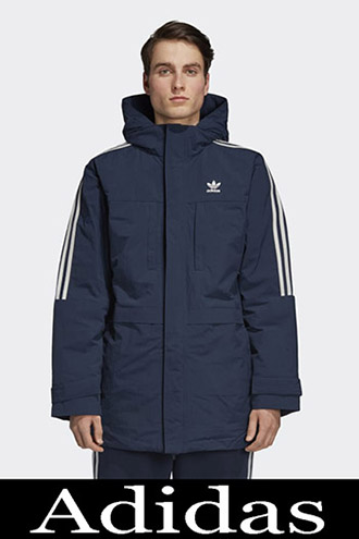 New Arrivals Adidas Jackets 2018 2019 Men's Fall Winter 9