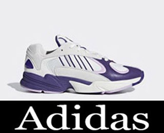 New Arrivals Adidas Sneakers 2018 2019 Women's 34
