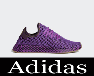 New Arrivals Adidas Sneakers 2018 2019 Women's 64